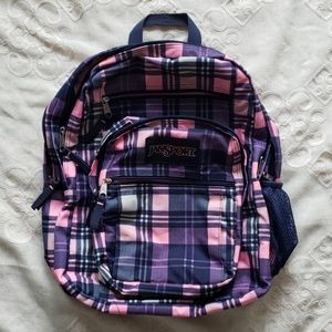 👑 JANSPORT BACKPACK!